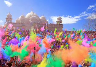 Luxembourg to New Delhi, India from only €305!