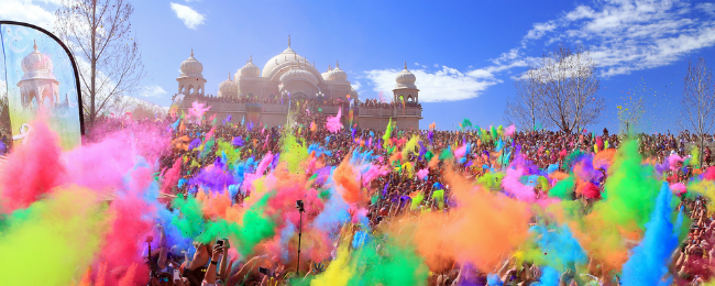 Cheap flights from many US cities to New Delhi, India for only $398!
