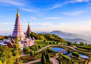 Cheap flights from Switzerland to Chiang Mai, Thailand for only €349!
