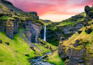 Riga, Latvia to Iceland for only €31!