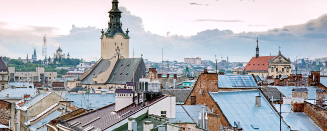 Cheap flights from Germany or Sweden to Ukraine and vice versa from €16!