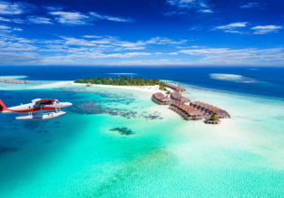 Cheap full-service flights from Seoul to the Maldives for only $389!