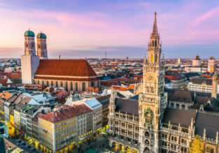 HOT! Free Flights from Bordeaux to Munich!