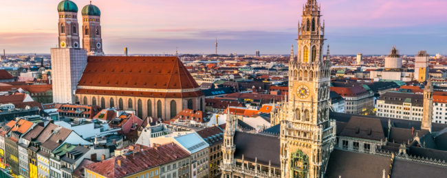 MAY! Cheap flights from San Francisco to Munich, Germany for just $363!