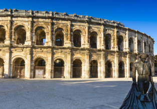 7-night stay in well-rated hotel in Southern France + flights from London for just £167!