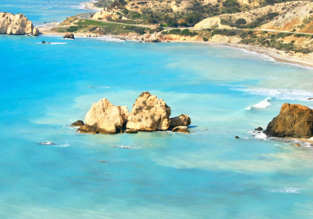 Spring! 7-night stay in top-rated 3* apartment in Cyprus + flights from Bucharest for €135!