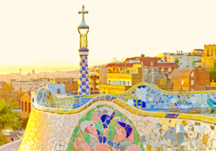 Barcelona city break! 5 nights at well-rated 4* hotel + cheap flights from London for just £134!