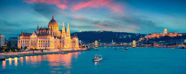 Premium-class 5* aparthotel in the centre of Budapest for just €60/night! (€30/ £27 pp)