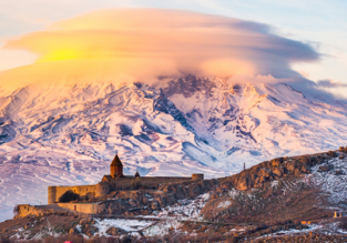 Cheap full-service flights from Bucharest to Turkey, Armenia, Georgia or Middle East from only €88!