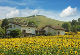 Weekend in top-rated B&B in the Italian countryside + flights from Cologne for just €78!