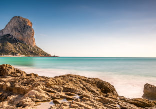 4-night stay on Costa Blanca + flights from Scotland for only £156!