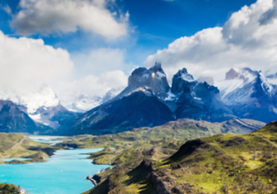 2 in 1: Patagonia and Santiago de Chile in one trip from Rome for €396!