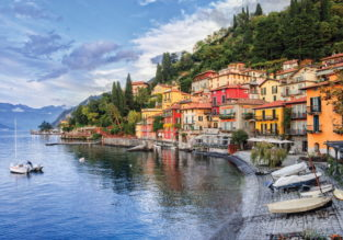3-night stay in well-rated apartment on breathtaking Como Lake + flights from Stockholm for just €127!