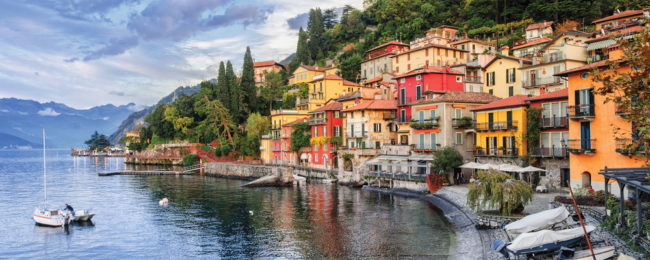 JUNE: 4 nights at lakefront apartment on Como Lake + cheap flights from Prague for just €118!