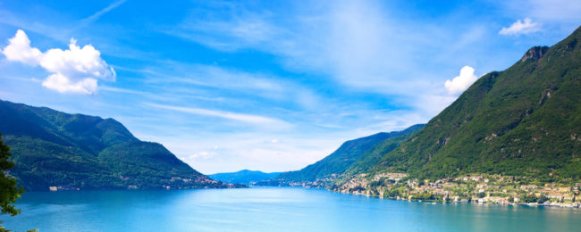 4-night stay on stunning Como Lake + flights from Dusseldorf Weeze for just €126!