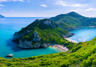 SPRING: 7-night stay in well-rated hotel in Corfu + cheap flights from the Scotland for just £128!