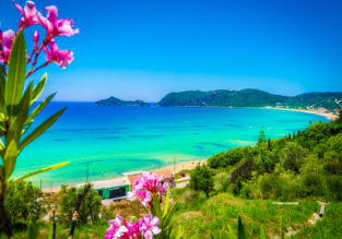 SPRING: 7-night stay in well-rated hotel in Corfu + cheap flights from Scotland for just £97!