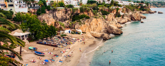 7 nights at very well-rated sea view hotel in Costa del Sol + cheap flights from UK for just £95!