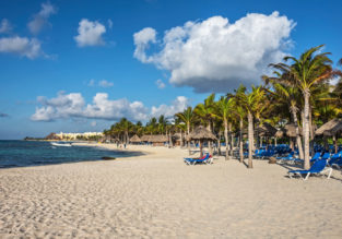 14-night stay at top-rated hotel in Playa del Carmen, Mexico + direct flights from UK from £426!