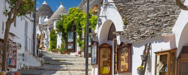 7-night B&B stay in top-rated hotel in Puglia + late summer flights from Berlin for €128!