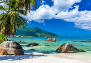 Holiday in Seychelles! 7 nights at top rated apartment & flights from Milan for only €533!