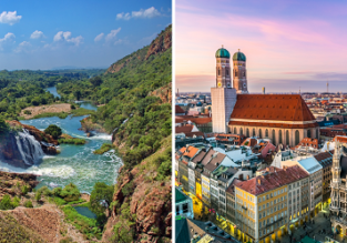 Los Angeles to Johannesburg, South Africa for $596! (free over day stopover in Munich, Germany)