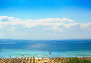 Spring break on Bulgarian Black Sea coast! 4 nights at very well-rated resort + cheap flights from Germany for just €63!