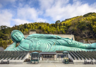 Germany, Belgium or Luxembourg to Japan from only €363!