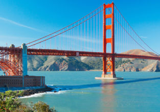 Non-stop from Paris to San Francisco for only €347!