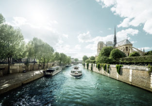 Cheap flights from Kuala Lumpur to Paris for only $391!