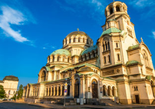 Non-stop from Dubai to Sofia, Bulgaria from $80!