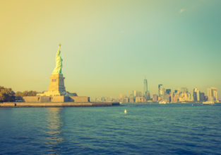 Cheap flights from Hong Kong to New York for only $487!