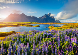 Late summer! Non-stop from Milan to Iceland for only €118!