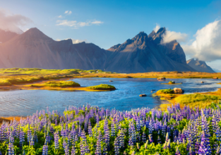Iceland roadtrip! Summer flights from Vienna + 7-night camper van rental from only €385!