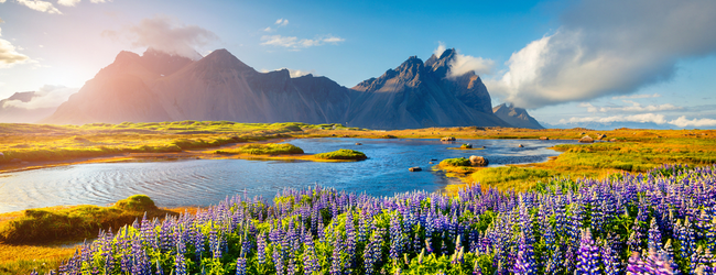 Cheap spring flights from London to Iceland from only £20!