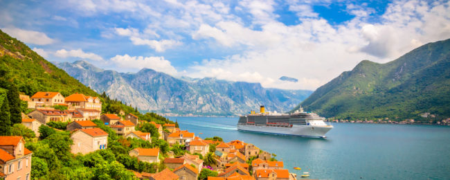 UK to Tivat, Montenegro from just £36!