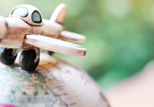 Round the world from Oslo to Krabi, Singapore and Los Angeles for only €496!