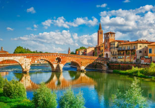 JUNE: Cheap flights from Berlin to Verona (or vice versa) for just €9!