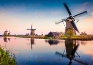 EUROPEAN SUMMER: AU cities to Amsterdam, Netherlands from only AU$781!