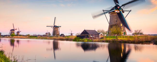 AU cities to Amsterdam, Netherlands from only AU$866!