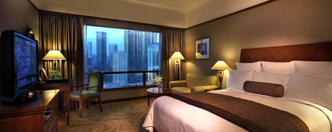 Superior double room at centrally located 5* luxury hotel in Kuala Lumpur for €27/ $30 per person!