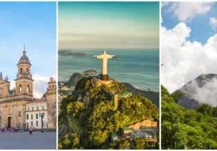 Colombia, Brazil and El Salvador in one trip from Chicago from $658!