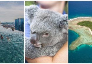 Singapore, Australia and exotic Tonga/Vanuatu/Solomon Islands in one trip from UK from only £768!
