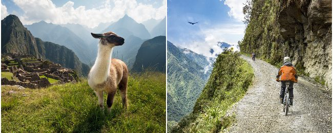 PEAK SUMMER! Bolivia and Peru in one trip from New York from $521!