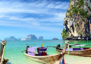 NEW YEAR & HIGH SEASON: Berlin to Bangkok for only €435!