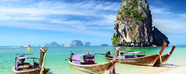 Kuwait to Thailand for only $285!