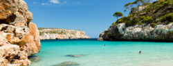 June! 7 nights at very well-rated aparthotel in Mallorca + cheap flights from Berlin for €149!