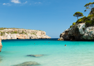 7-night stay in well-rated hotel in Mallorca + flights from Germany from €132!