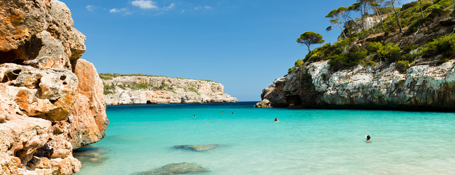 Cheap flights to Mallorca from Frankfurt for just €15!