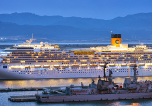 4-night full board Mediterranean cruise for only €149!